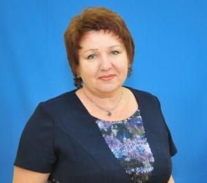 Клышова Лариса Николаевна