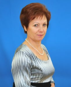 Блинова Лидия Николаевна