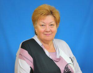 Соколова Валентина Павловна