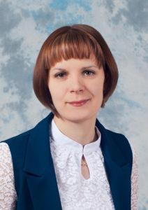 Цыганова Юлия Витальевна