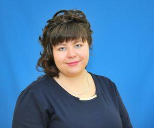 Жажина Ольга Андреевна