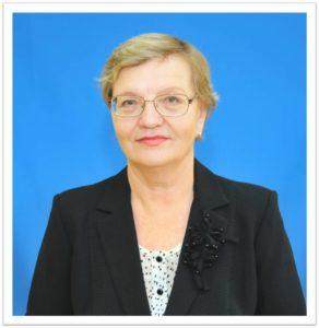 Жукова Людмила Васильевна