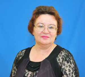 Соломина Елена Леонидовна