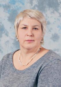 Попова Светлана Валерьевна