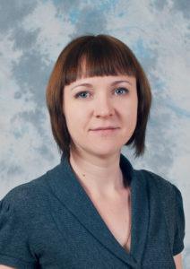 Рыбакова Оксана Валерьевна