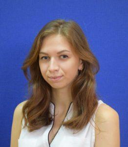 Устьянцева Анастасия Олеговна