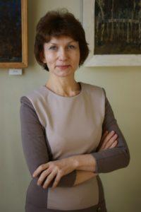 Черногорицкая Елена Владимировна